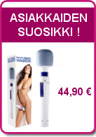 Eros - Asiakkaiden suosikki Magic Wand Massager