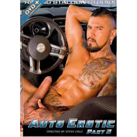 Seksifilmi Auto Erotic Part 2 - Gay - 859481007950 - 1