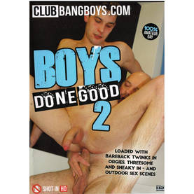 Seksifilmi Boys Done Good #2 - Gay - 4014363860092 - 1