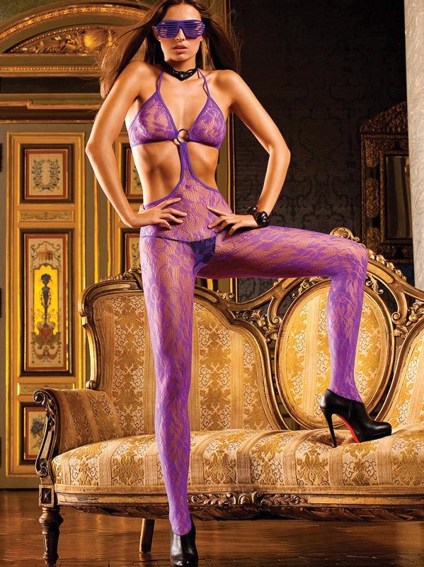 Baci violetti pitsibody