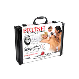 Deluxe Shock Therapy Travel Kit - BDSM - 603912285185 - 1