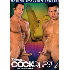 Seksifilmi Cockquest - Gay - 859481008025 - 1