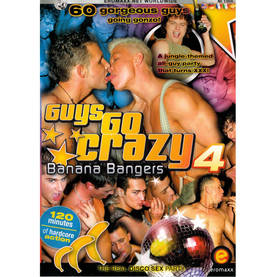 Seksifilmi Guys Go Crazy #4 - Gay - 4014363170245 - 1