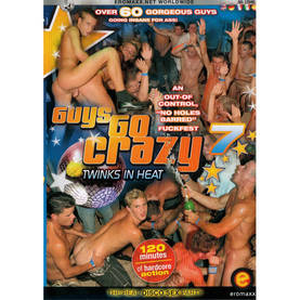 Seksifilmi Guys Go Crazy #7 - Gay - 4014363170405 - 1