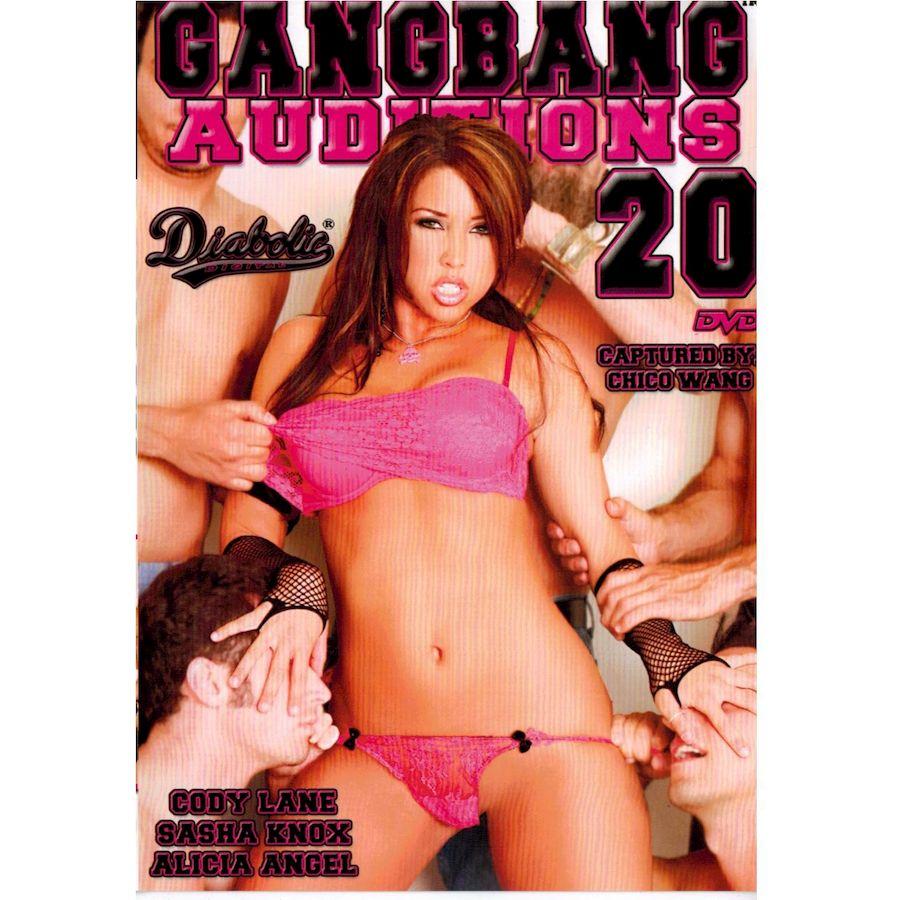 Бесплатно смотреть онлайн Gangbang Auditions 20 из фильмографии Чико Ванг.