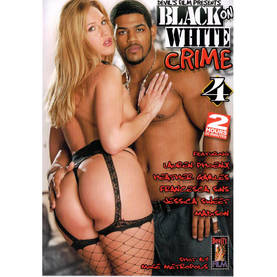 Seksifilmi Black on White Crime #4 - Hetero - 600236002337 - 1