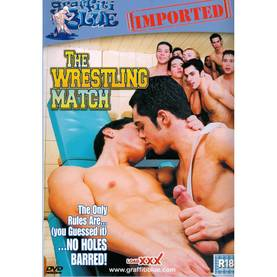Seksifilmi The Wrestling Match - Gay - 5060189141647 - 1
