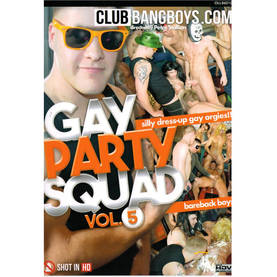 Seksifilmi Gay Party Squad #5 - Gay - 4014363860108 - 1