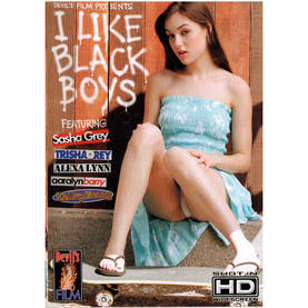 Seksifilmi I Like Black Boys - Hetero - 600236004539 - 1